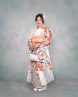 振袖の着付け2011年-9