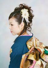 振袖の着付け2010年-8