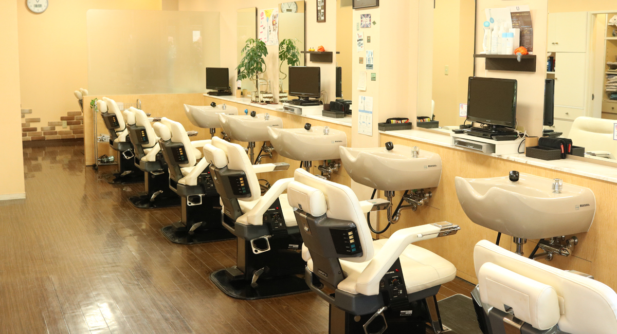 Monami Beauty Salon and Iwasa Barbershop